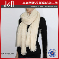 China manufacturer new style very soft acrylic long cheap scarf