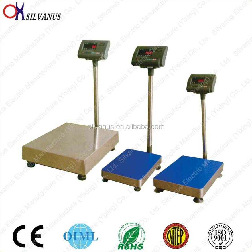 Hot electronic industrial platform weighting scale digital TCS 30kg-1000kg