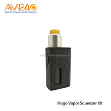 New Technology Products Squonk Box Mod Express Hugo Vapor Squeezer Bf Kit With Locking Power Switch Design