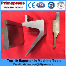 Amada Promecam Louver press dies, press brake louver tooling, louver punch for bending machine