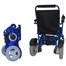 Elderly disabled 4 wheels smart electric wheelchair for wholesales