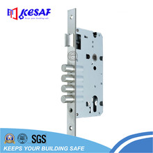 Fire Rated European High Security Handle Mortise Door Lock