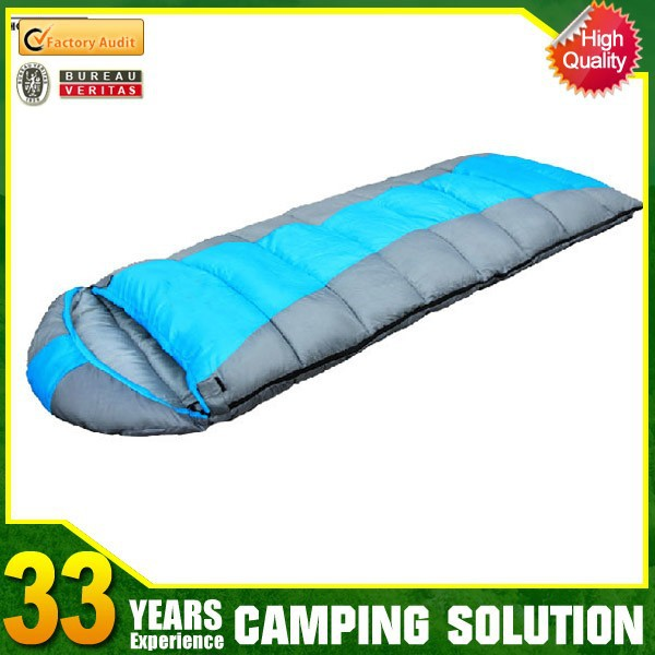 High Quality Wearable Mummy Sleeping Bag for Camping