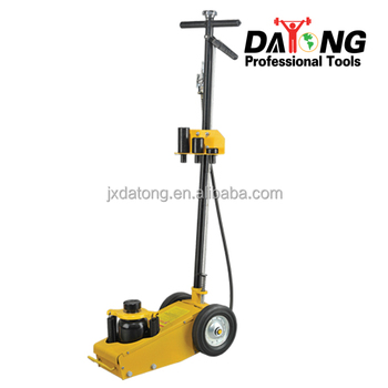 High Quality Hydraulic Air Floor Jack 22T For Sale