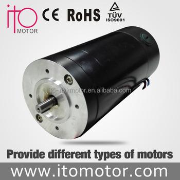 High Torque Ac Motor Permanent Magnet Dc Brushless Motor