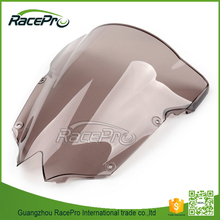 Double Bubble Windscreen Windshield Extension Motorcycle for Yamaha YZF R6 (2008-2016)