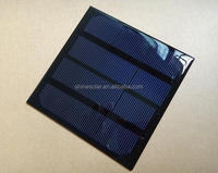 3W 6V PET/Epoxy resin mini solar panel