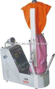 laundry practical steam blowing body ironing machine