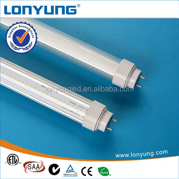 5FT 32W LED Dual-Side Tube blue led refrigerator light with ETL Approved For Cooler/Fridge