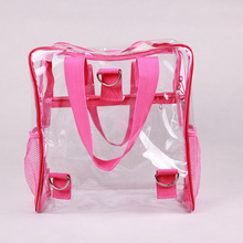 Innovative Promotional Shenzhen pvc plastic Handbag