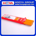 custom wholesale cheap eraser wooden HB pencil sets