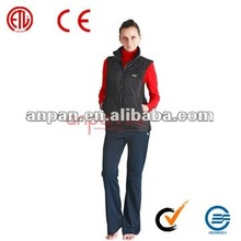 HJ-625P far infrared heating vest,waterproof heated vest