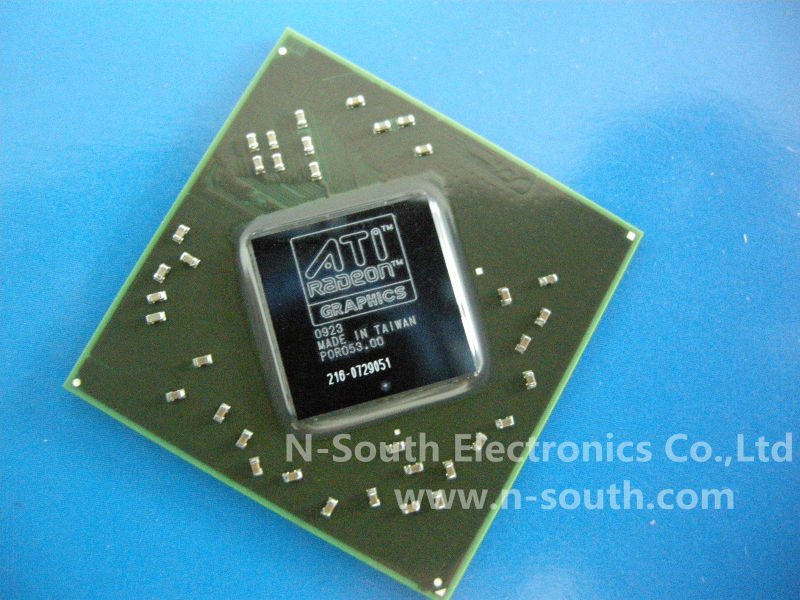 Brand new ATI Chips 216-0729051 Laptop mainboard chipset