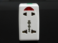 Customized hotsell electrical travel adapter plug korea