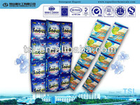 Apparel Detergent Use and Cleaner Detergent Type capsules washing powder