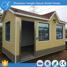 Promotion Price sentry box shed prefab house from China wholesale