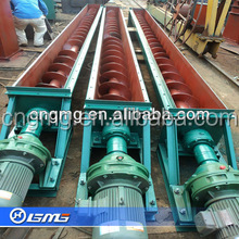 LS200x6000mm 30t/h Conveying Machine Screw Conveyor for Conveying Coal Power, Ash, Slag, Cement Clinker