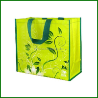 Non woven handle carry shopping bags for supermarket shopping
