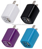 slight weight cube charger for iPhone 6 with MFi UL FCC