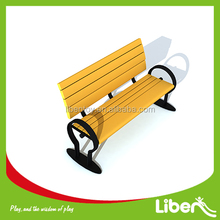 Most Competitive Price Park Bench, Leisure Used Bench, Outdoor Cast Iron Plastic Steel Wooden Park Benches LE.XX.051