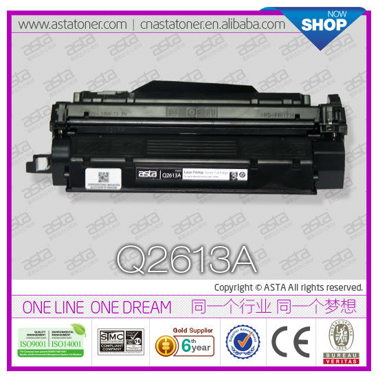 Q2613A toner cartridge , Compatible toner cartridge for HP Q2613A , HP 13A toner cartridge from asta