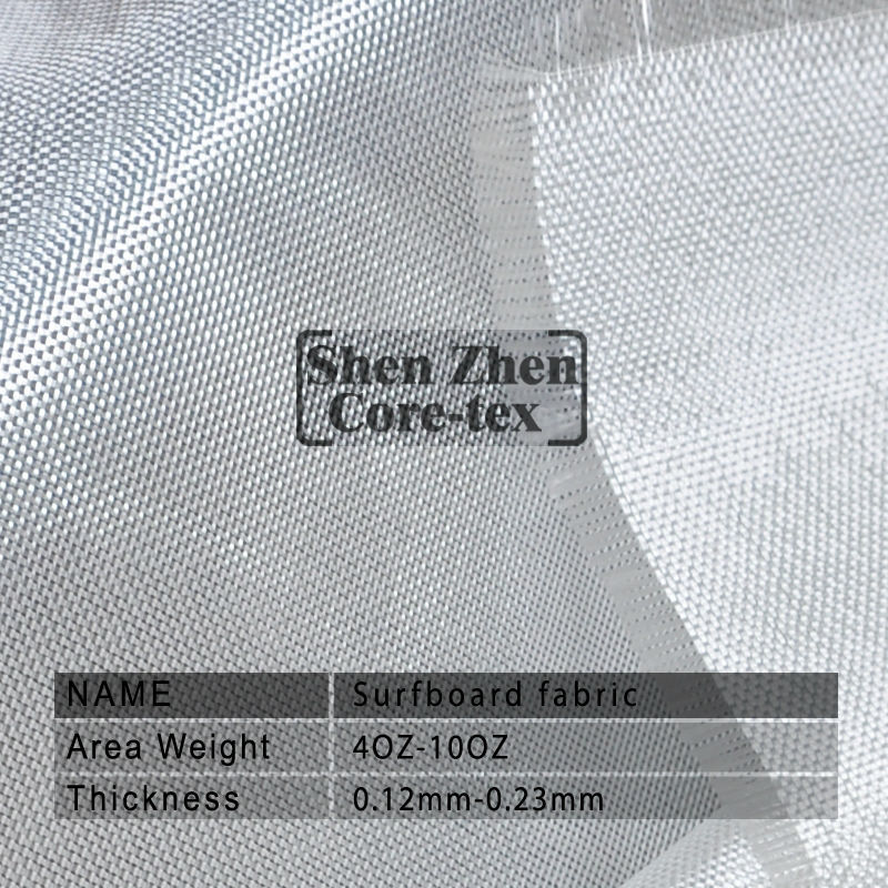 top quality 6 oz fiberglass cloth used for boat and vessel