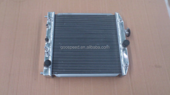 full aluminum radiator for CIVIC B16A,EK4,SR4, (AT)