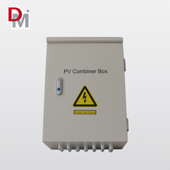 PV Junction Box 4 In 1