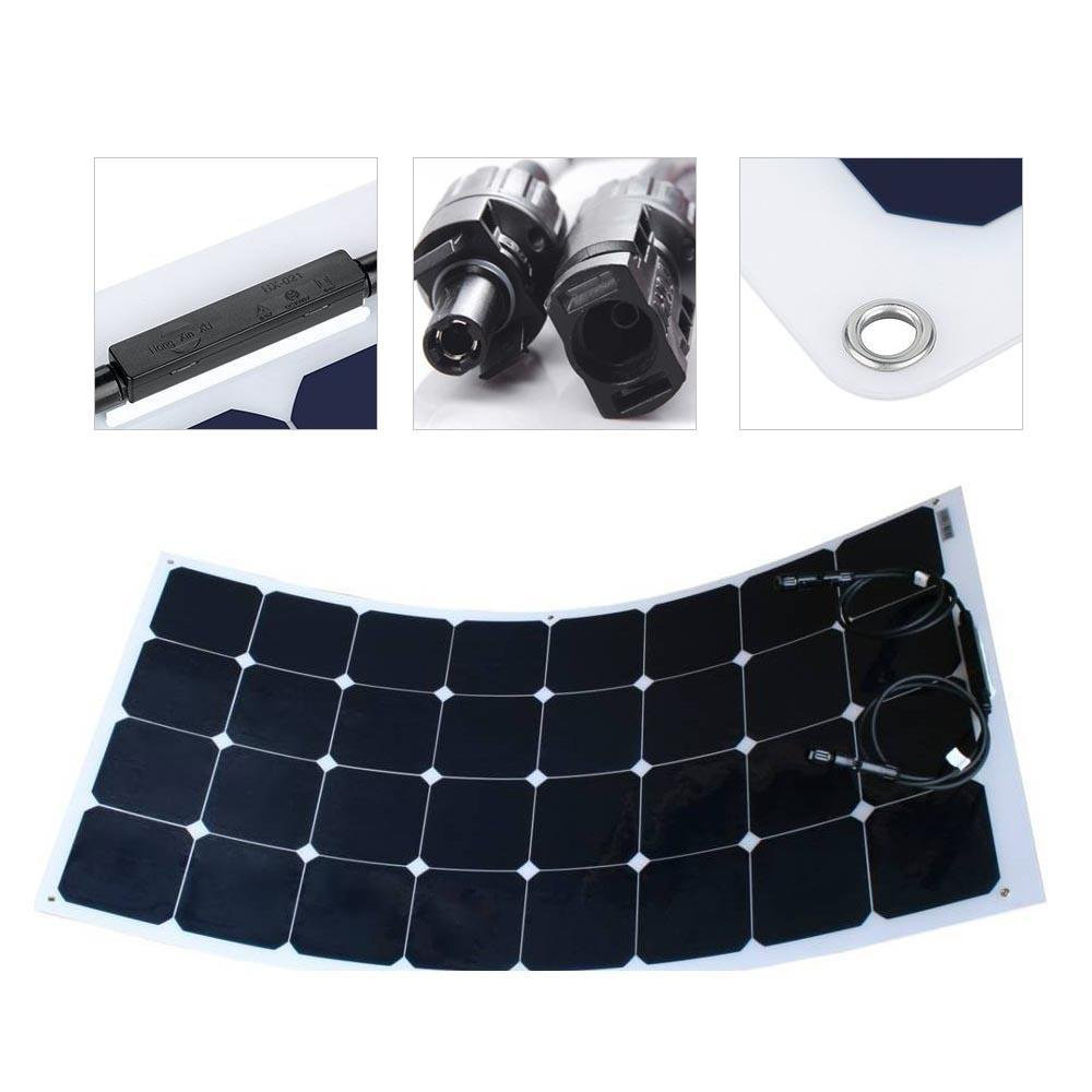 China factory cheap high quality flexible fabric customized portable solar panel