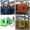 Automatic High Speed Blow Molding Machine for Making PE Bottles