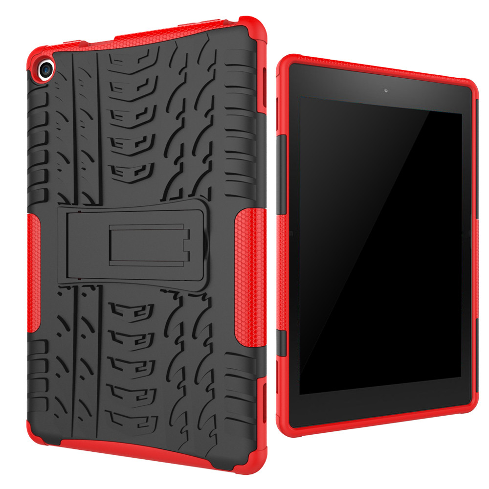 For Kindle Fire HD8 Shock proof hybrid case with high quality