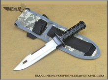 Top Quality Eco Utility Knife 420 Stainless Steel Military Tactical Knife Fixed
