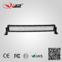 22inch magnetic led light bar, Arch Bent light bar Off road, 120w Curved led light bar