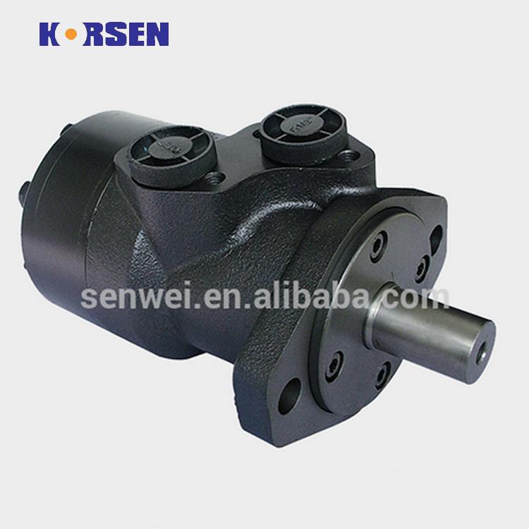 Custom high efficiency white orbital spool valve hydraulic