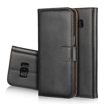 2017 Classical Magnetic Hundred Pattern PU Leather Wallet Case For Samsung Galaxy S8 with Sylus pen and Screen protector