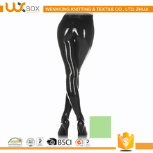 WX-50315 latex tights for women