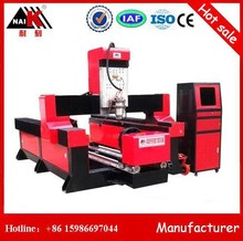 Chinese cheaper automatic changer 4-axis wood cnc router TC-1325XZ
