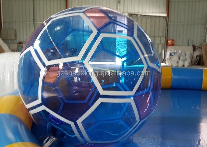 Football Durable Clear Inflatable Body Ball / Body Bounce For Playground Sports Games