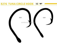 Sea fishing tuna circle hook