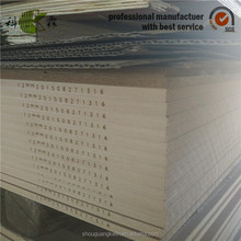 low density fiberboard sheet