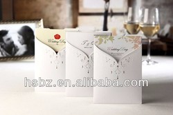 Beautiful wedding gift envelope box/wedding envelope box