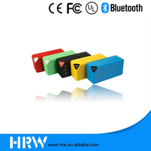 High Quality Best Seller Cube Shape X3 Bluetooth Speaker