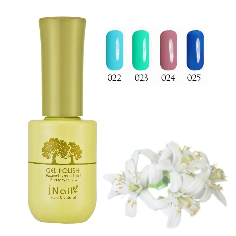Fei Fan 2017 Hot Sale Inal Aroma Gel Elegance Neroli Summer Beautiful Color Gel Nail Polish With Free Sample