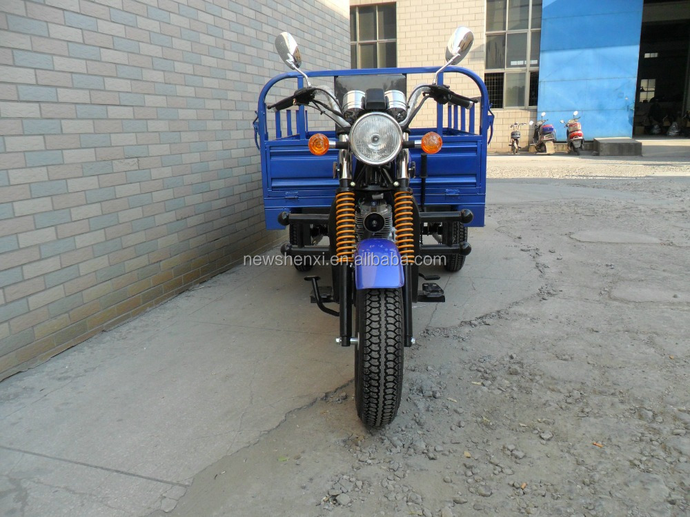 3 Wheel Motorcycle For Cargo Sample Order Engine 200CC Max Speeed 80km/h