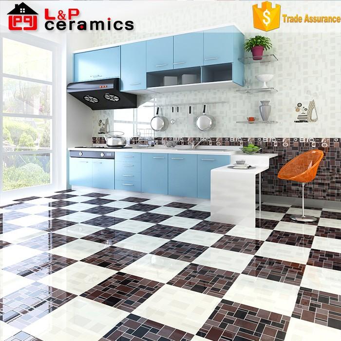 2015 Competitive Ce Quality Kitchen Tiles Design Images