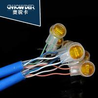 UY2 K1 K2 K3 plastic orange wire terminal connector