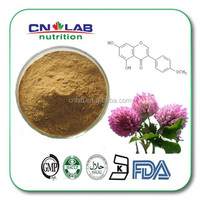 China Plant With HACCP,BRC Certificates 100% Natural Red Clover Extract