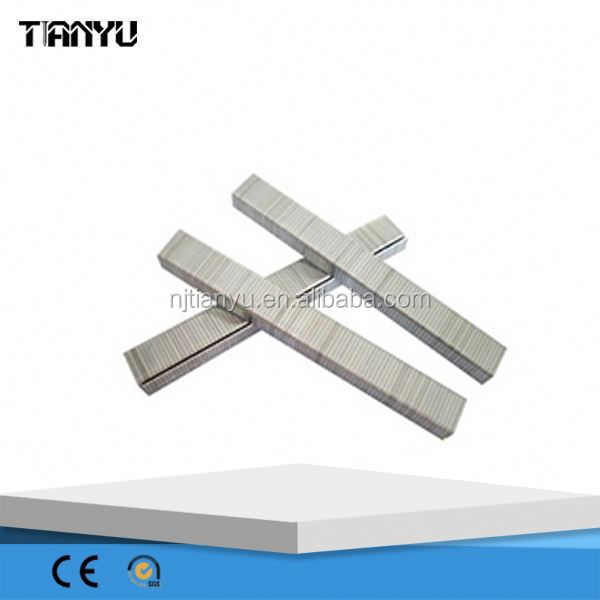 All kinds of fine wire staples ,stapling gun