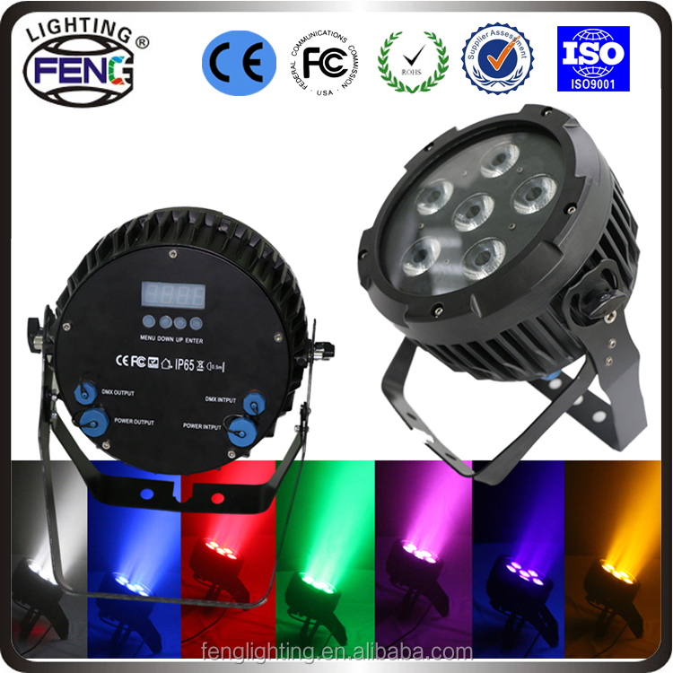 White Laser Projector IP65 Outdoor Waterproof Par Flood Lights Pro Light Sound Systems