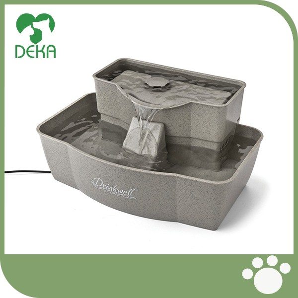 Hot selling Multi-Tier Pet Fountain pet water fountain